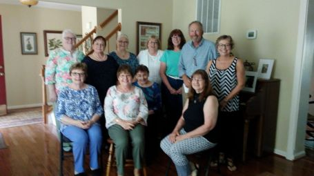 Loudoun County Retired Librarians Book Club